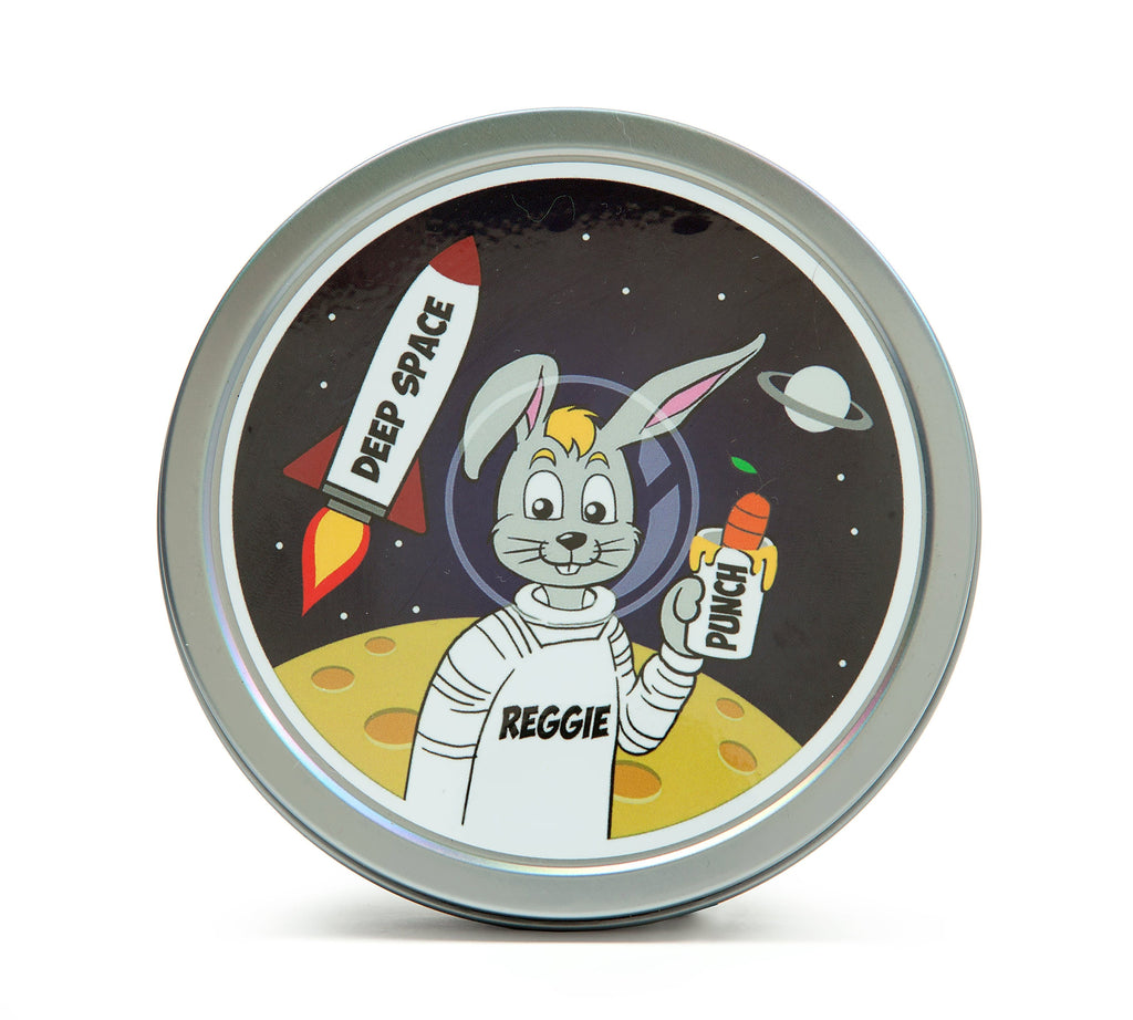 Reggie's Deep Space Punch 4oz Shaving Soap