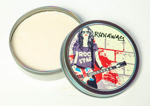 Dr. Jon's Runaway Vegan Shaving Soap Vol. 3