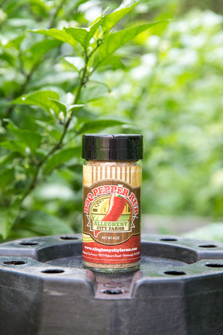 BBQ Pepper Rub (4oz)
