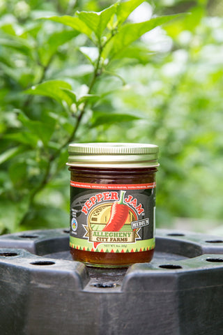Medium Pepper Jam (8oz)