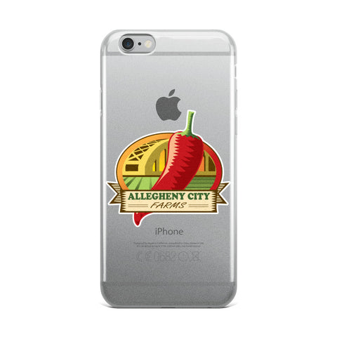 ACF iPhone Case