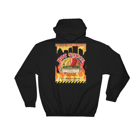 Harvest Edition back/ACF logo front Hooded Sweatshirt