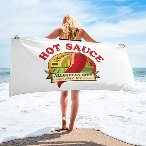 ACF Hot Sauce Towel