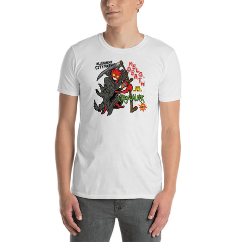 Melo-Death Short-Sleeve Unisex T-Shirt
