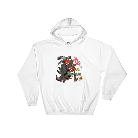 Melo-Death Hooded Sweatshirt