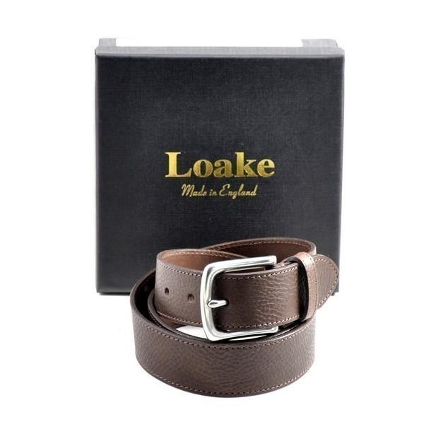 Loake ALFRED DARK-BROWN