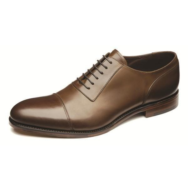 Loake CHURCHILL DARK-BROWN