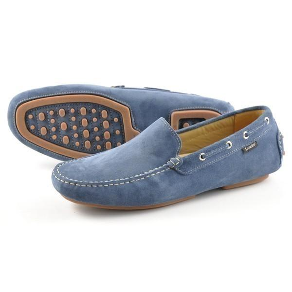 Loake DONINGTON LIGHT-BLUE