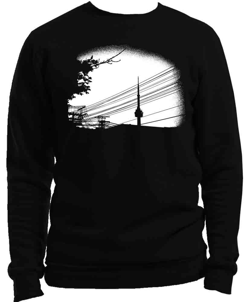 CN tower (sweater)