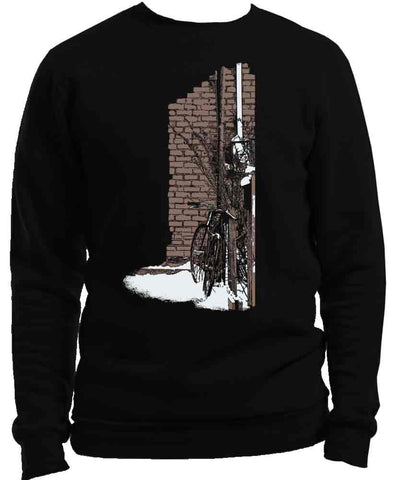 Etienne's bike (sweater)