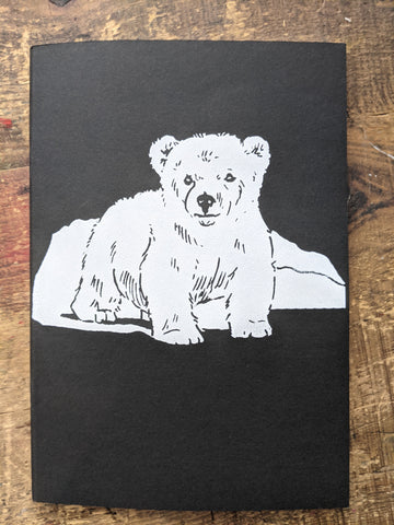 Polar Bear Cub Sketchbook