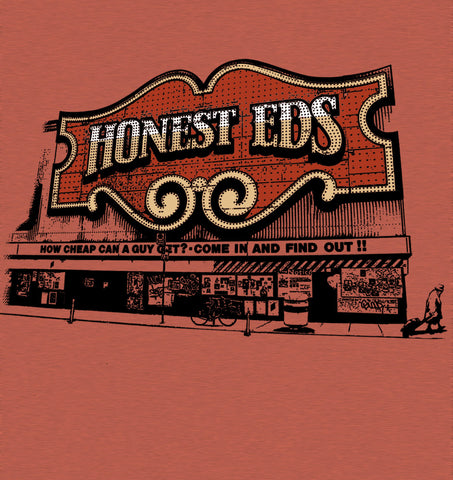 Honest Ed's (Clay)