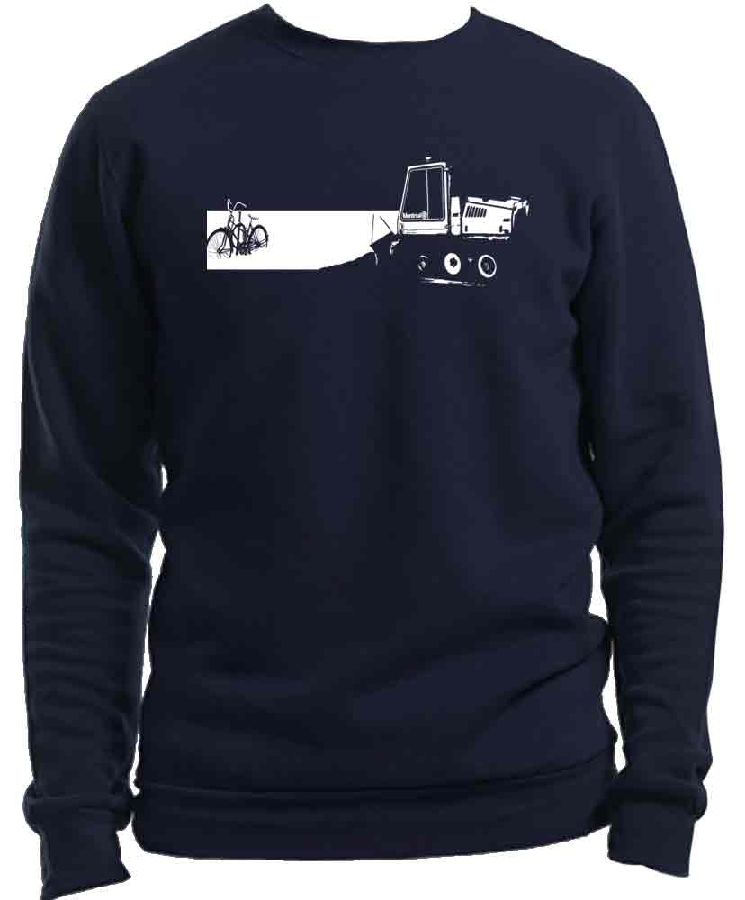 Snow Plow (sweater)