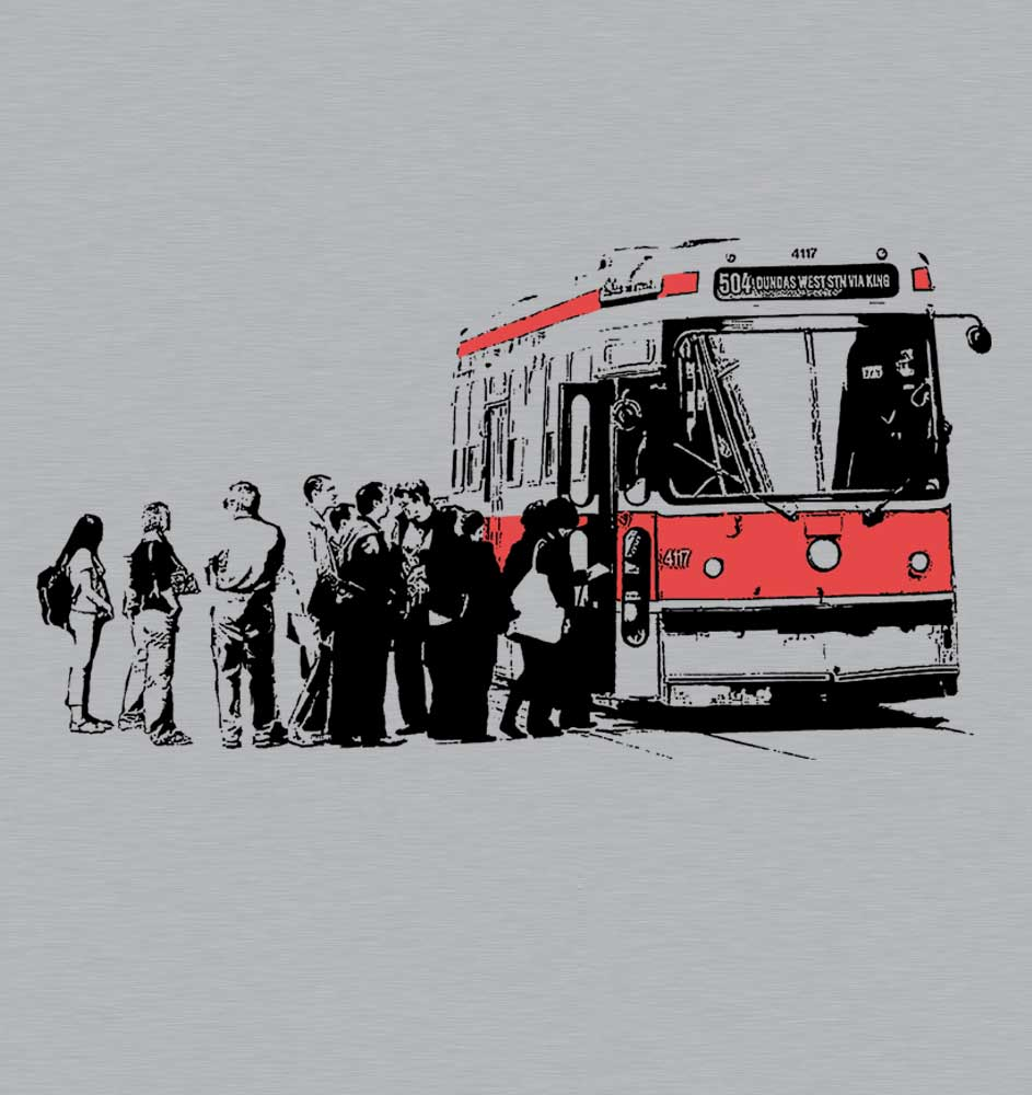 Streetcar (heather grey)