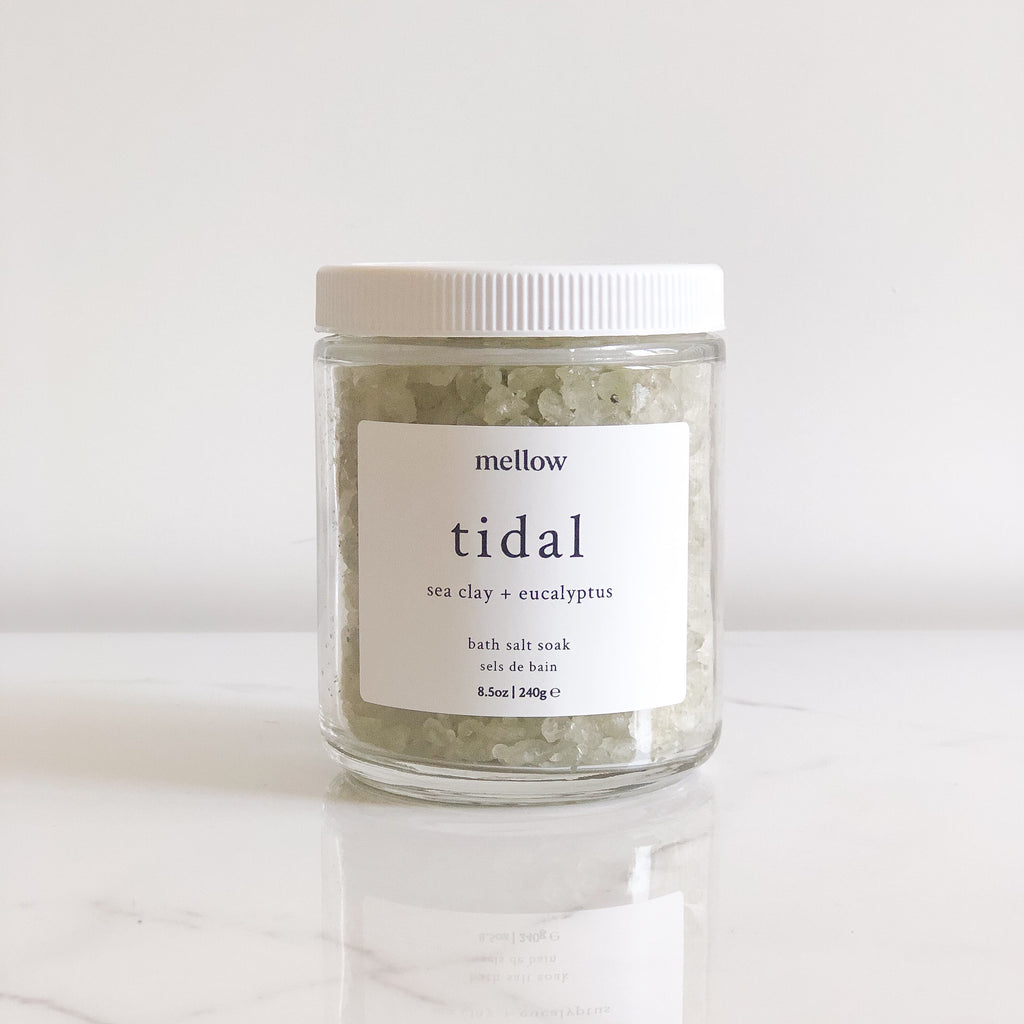 Tidal Dead Sea Salt Bath Soak