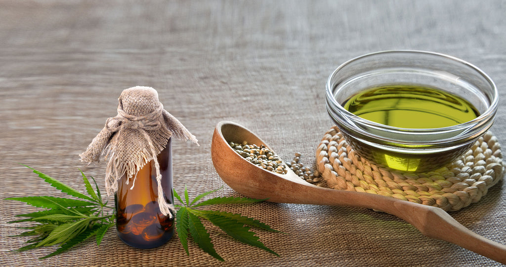 Nature's Most Perfectly Balanced Oil: Hemp Seed Oil