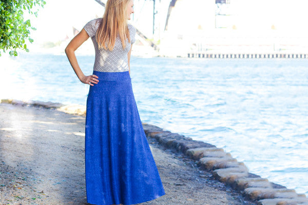Heartlight Knit Skirt