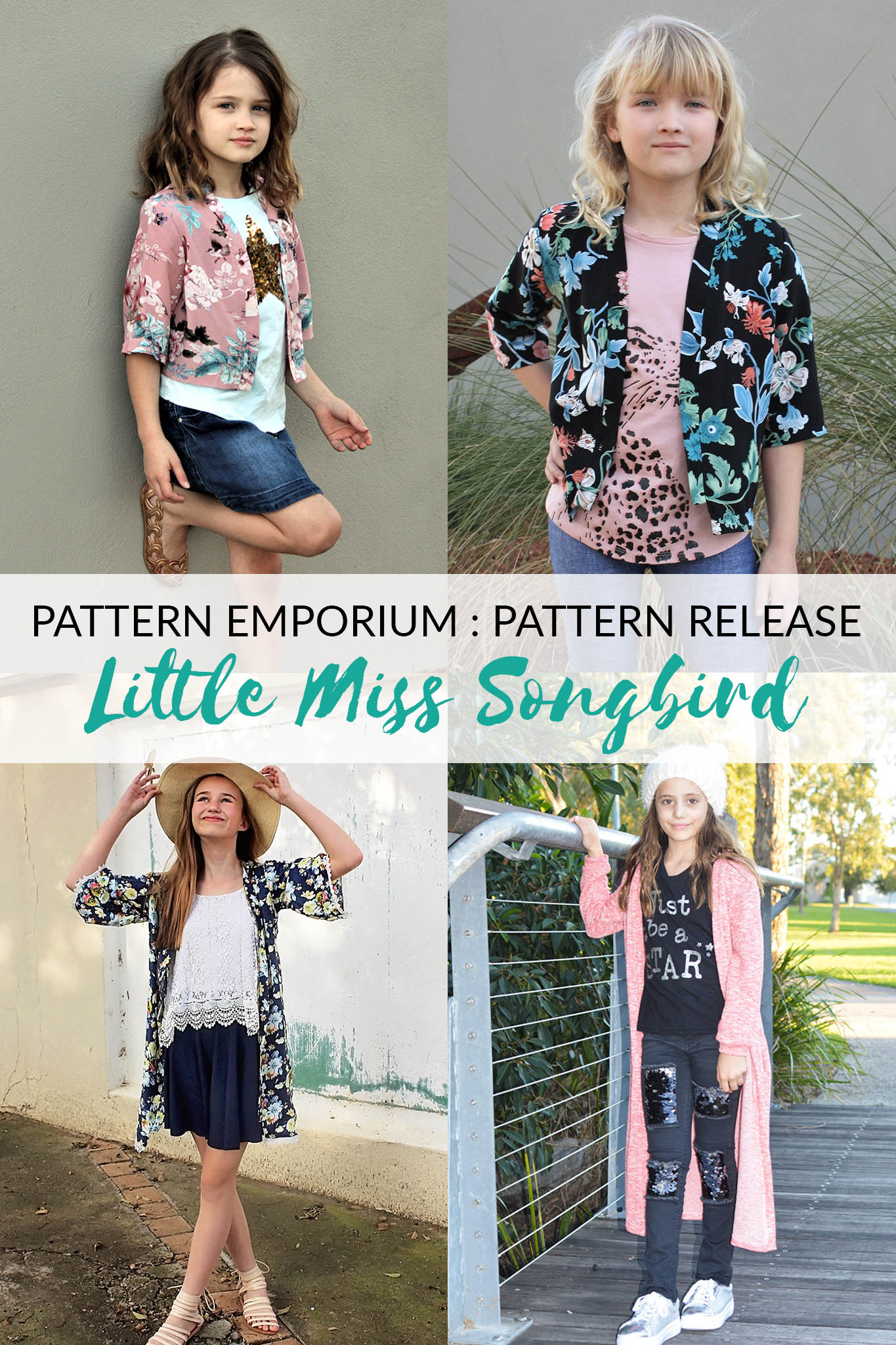 Style Chat: Little Miss Songbird