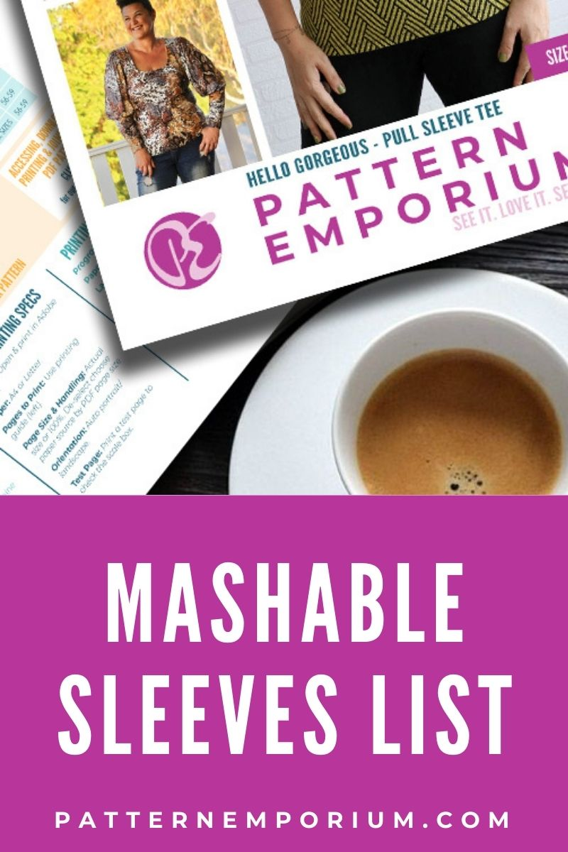 Mashable Sleeves List