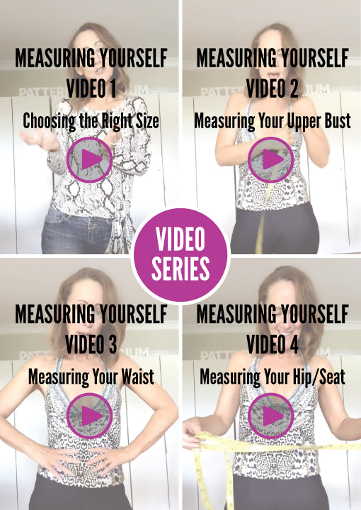 Measuring Yourself Video Series