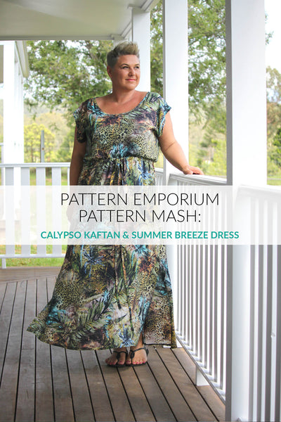 Pattern Mash : Calypso & Summer Breeze