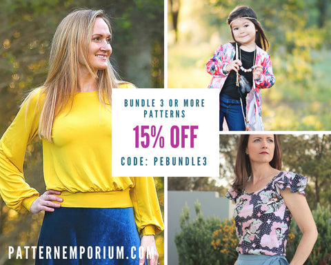 Pattern Emporium Coupon Code