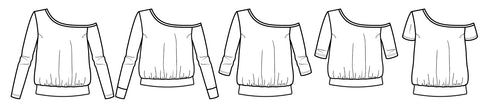 Pattern-Emporium-Game-On-One-Shoulder-Top-banded-tee-sewing-pattern