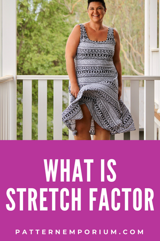 Stretch Fabric - what is stretch factor?