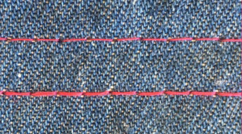 Tips How to Topstitch denim