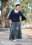 View our Bell Sleeve Top ladies sewing pattern