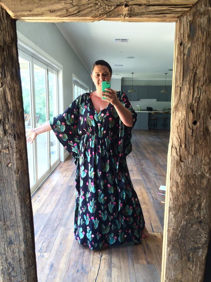 SunKissed Kaftan LADIES PDF SEWING PATTERN