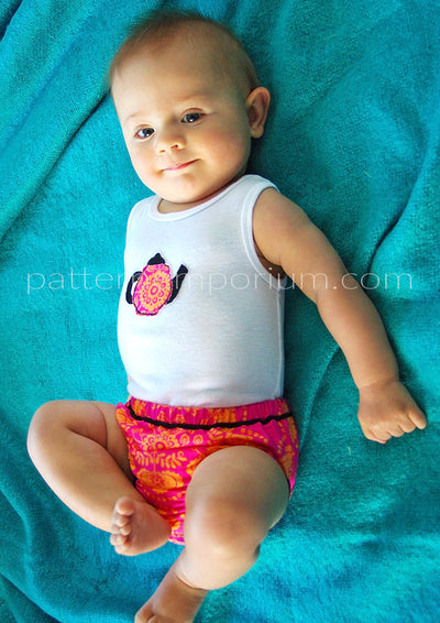Playtime Pants Nappy Cover