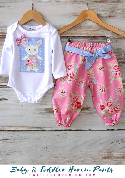 Harem Pants (Babies & Toddlers)