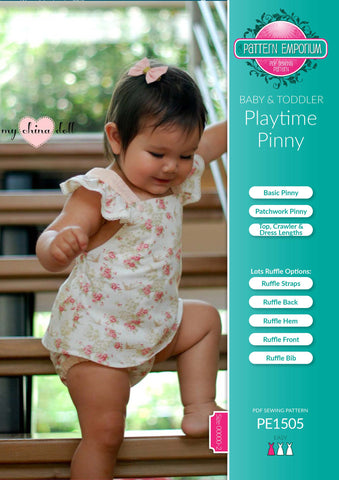 PDF Pattern: Itty Bitty Bottoms