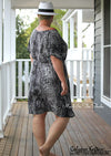 View Calypso Kaftan neckline add-on sewing pattern