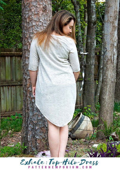 Exhale Top, Hilo & Dress