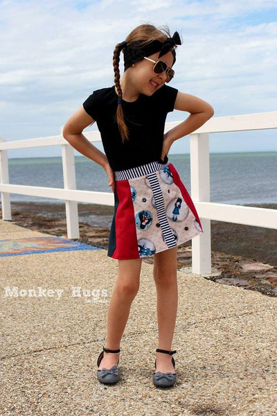 Lovebug A-line Skirt