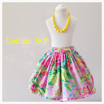 Gathered Skirt (Girls)