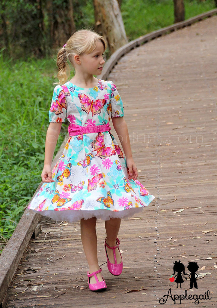 Miss Daydream Party Dress