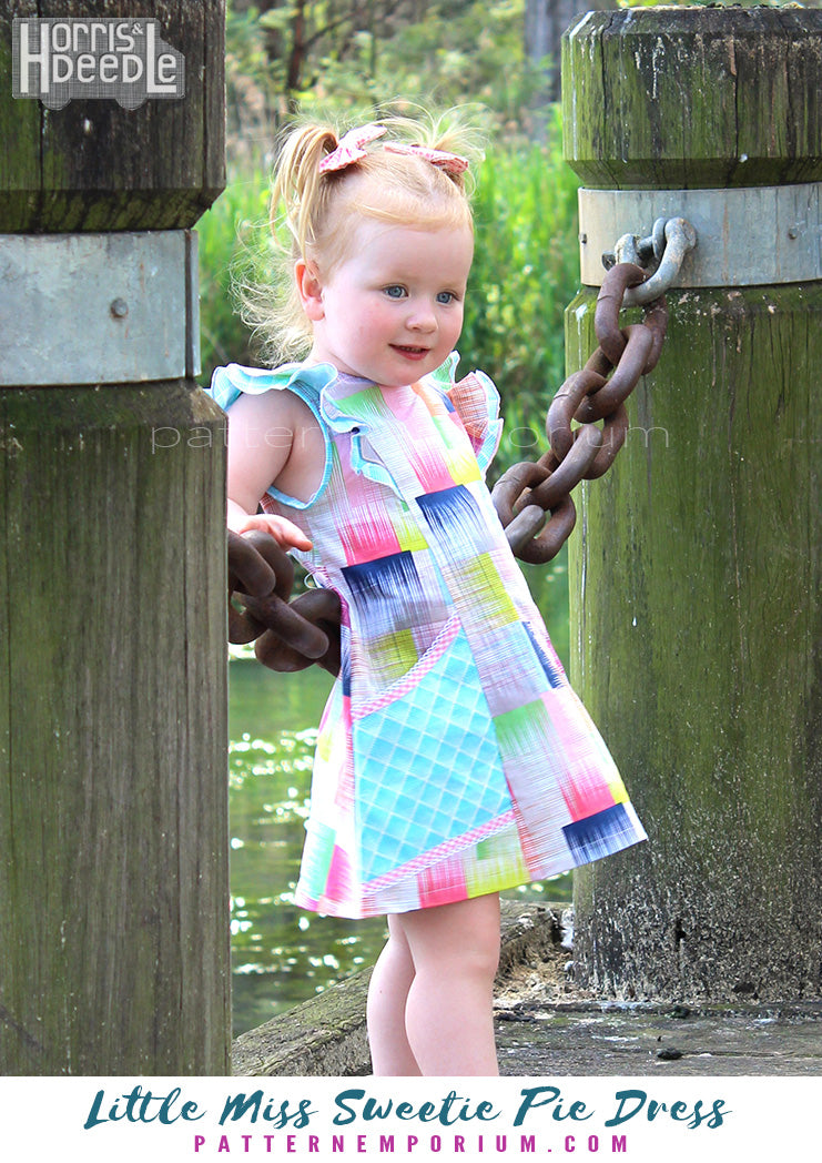 Little Miss Sweetie Pie Dress
