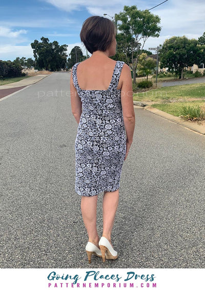 Going Places Dress
