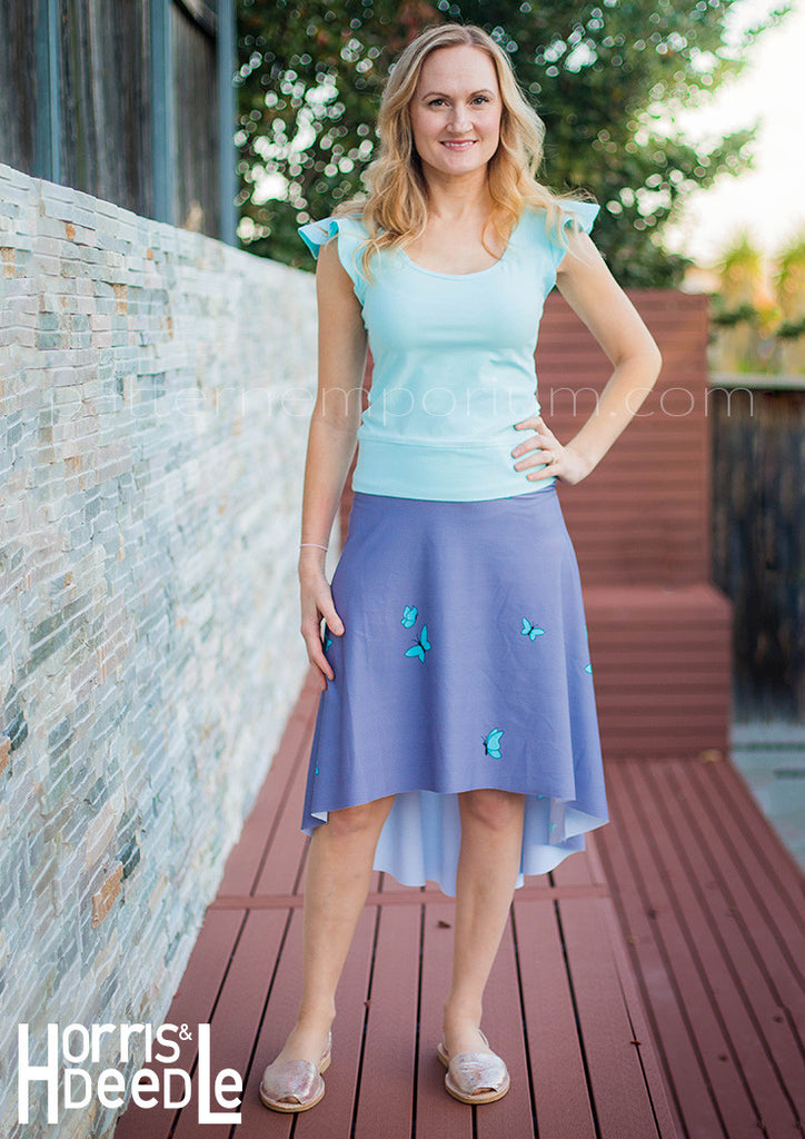 Starlight HiLo Skirt
