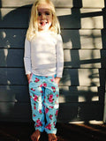 Jeans KIDS PDF SEWING PATTERN