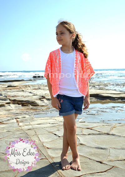 Batwing Jacket (Girls)