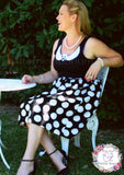Gathered Skirt LADIES PDF SEWING PATTERN