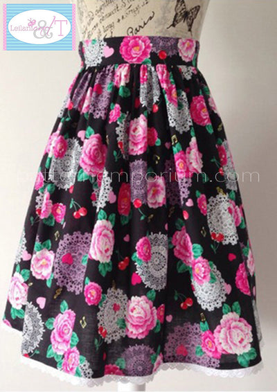 Gathered Skirt (Ladies)