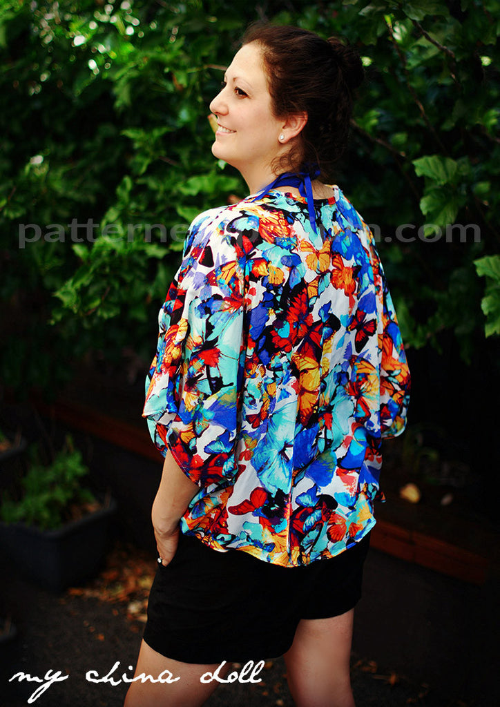 Batwing Jacket (Ladies)