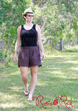 PDF Pattern: Ladies Hepburn Shorts