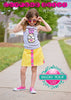 PDF Pattern: Girls Lovebug A-line Skirt