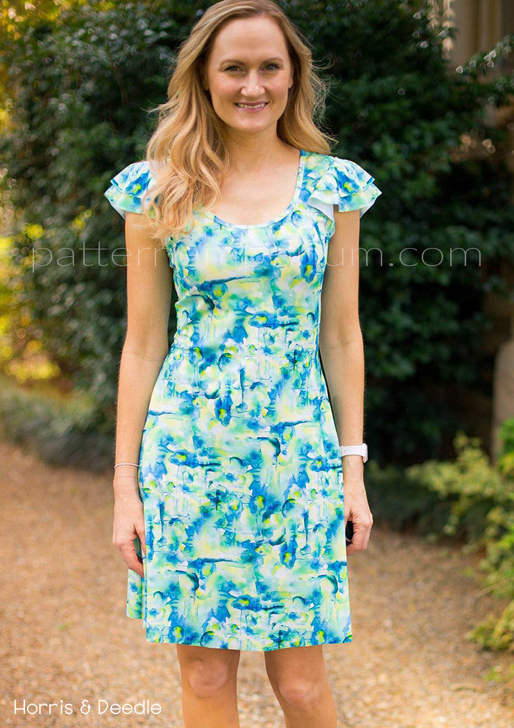 Spellbound Fit & Flare Dress